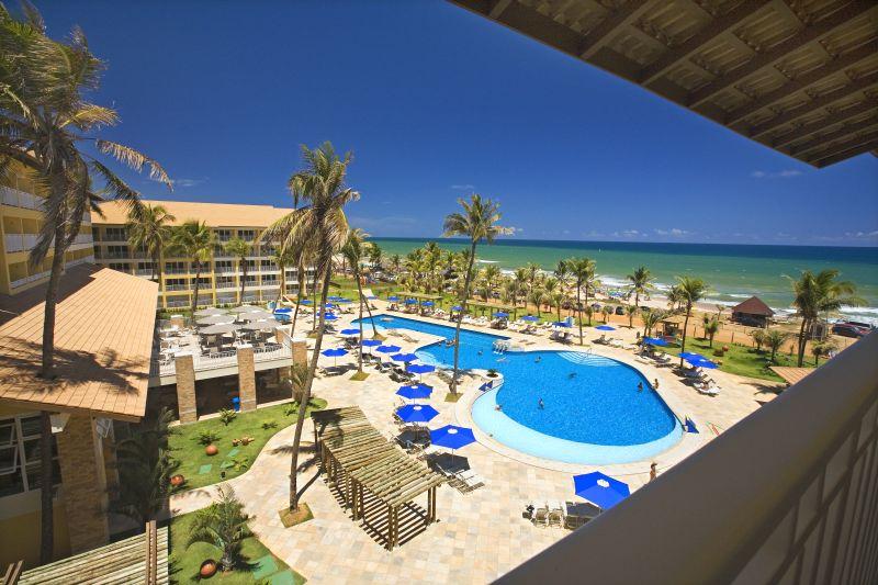 O Gran Hotel Stella Maris Urban Resort & Conventions leva todo o conforto de um legítimo resort para a agitada capital Salvador - Divulgação - Divulgação/Rota de Férias/ND