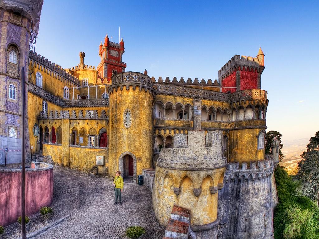 Castelo Nacional da Pena, Sintra, Portugal - szeke on VisualHunt / CC BY-NC-SA - szeke on VisualHunt / CC BY-NC-SA/Rota de Férias/ND