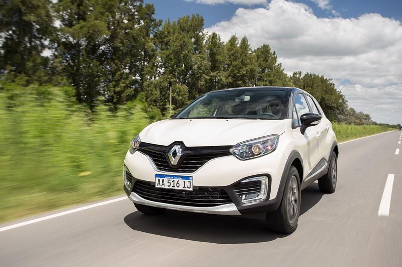 8- Renault Captur: 9.885 unidades - Foto: Divulgação - Foto: Divulgação/Garagem 360/ND