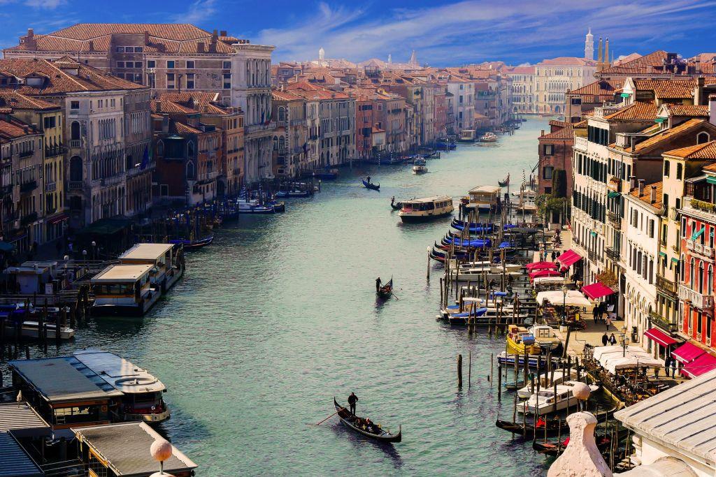Veneza, Itália - Pixabay - Pixabay /Rota de Férias/ND