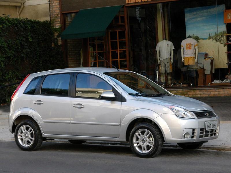 9º- Ford Fiesta: 32.892 unidades - Foto: Divulgação - Foto: Divulgação/Garagem 360/ND