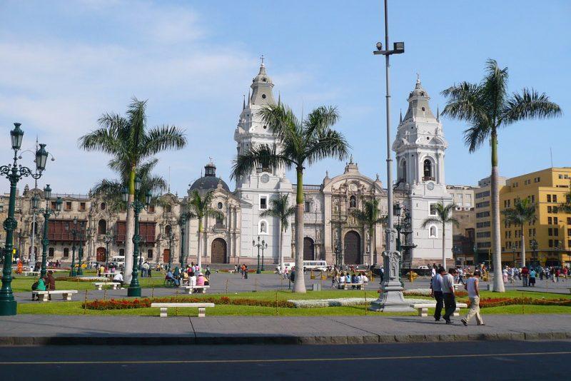 Lima, Peru - Art DiNo on Visualhunt.com / CC BY-SA - Art DiNo on Visualhunt.com / CC BY-SA/Rota de Férias/ND