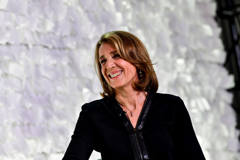 9. Ruth Porat – CFO da Alphabet, proprietária do Google - Crédito: Fortune Most Powerful Women on Visual Hunt / CC BY-NC-ND/33Giga/ND