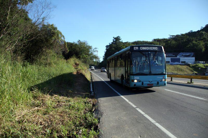 Trecho no Cacupé também tem prevista criação de uma ciclovia. - Cristiano Andujar - texto Mariel/ND