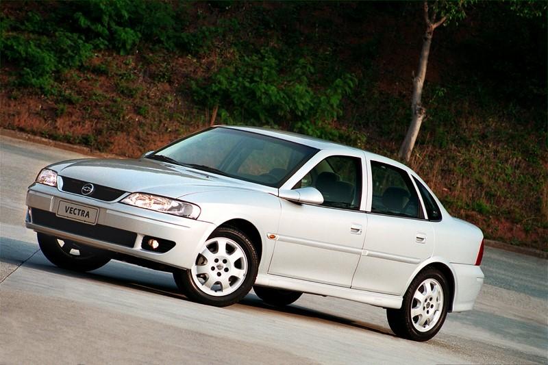 Chevrolet Vectra - Foto: Divulgação - Foto: Divulgação/Garagem 360/ND