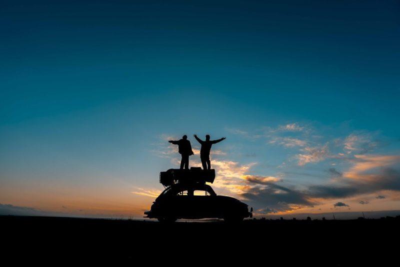 Pôr do sol na Argentina – Raphael Yuri/Divulgação/ND