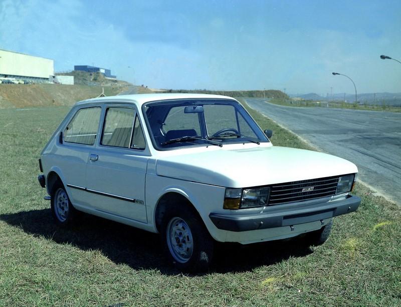 Fiat 147 - Foto: Divulgação - Foto: Divulgação/Garagem 360/ND