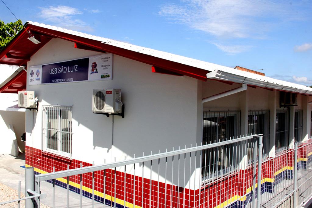 Bairro São Luiz recebeu uma nova unidade básica de saúde, com investimento de R$ 700 mil - Picasa/ND