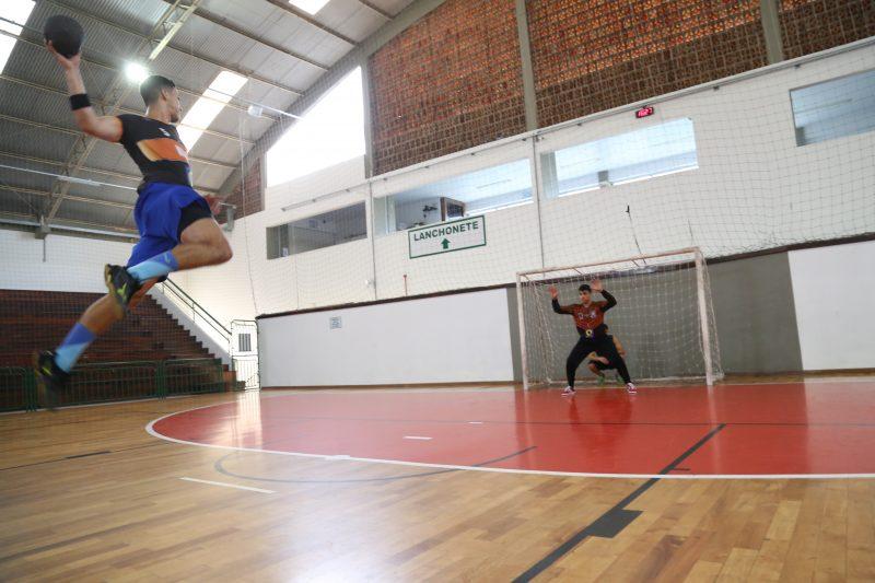 Nacional Handebol Clube – Anderson Coelho/ND