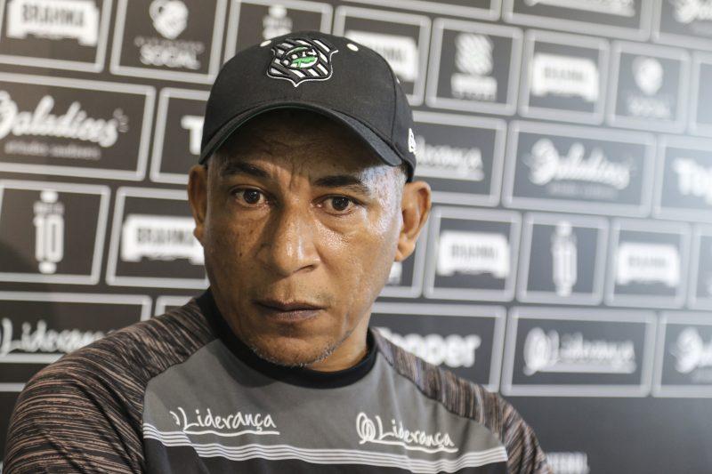 Hemerson Maria, técnico do Figueirense – Anderson Coelho/ND