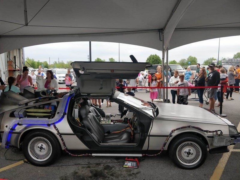 DeLorean DMC-12 - Foto: Daniela Piffer/Garagem360 - Foto: Daniela Piffer/Garagem360/Garagem 360/ND