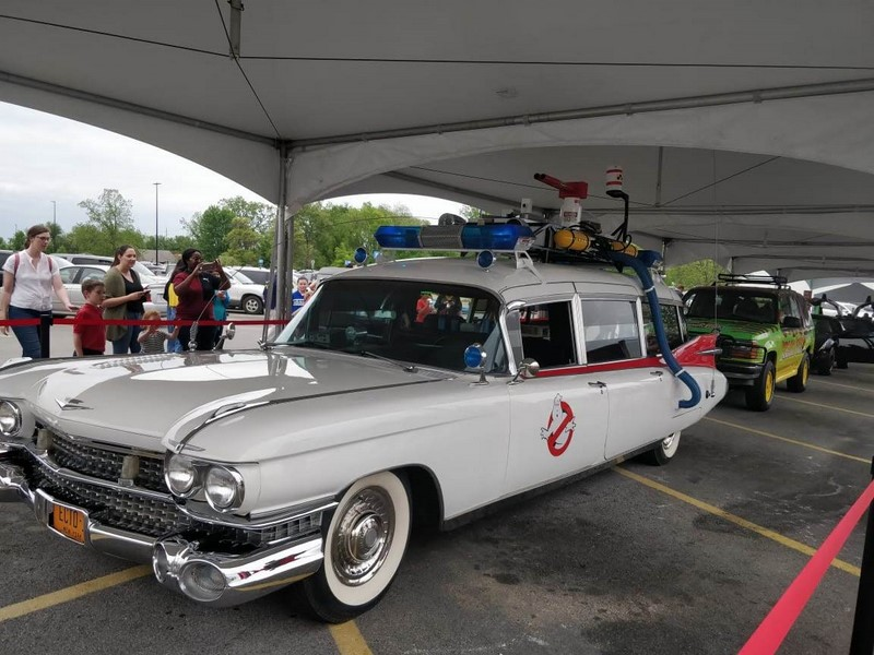 Cadillac Miller-Meteor Hearse 1959 modificado -
