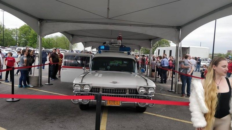 "Cadillac Miller-Meteor Hearse 1959 modificado - ""Os Caça-Fantasmas"" (1984) - Foto: Daniela Piffer/Garagem360 - Foto: Daniela Piffer/Garagem360/Garagem 360/ND"