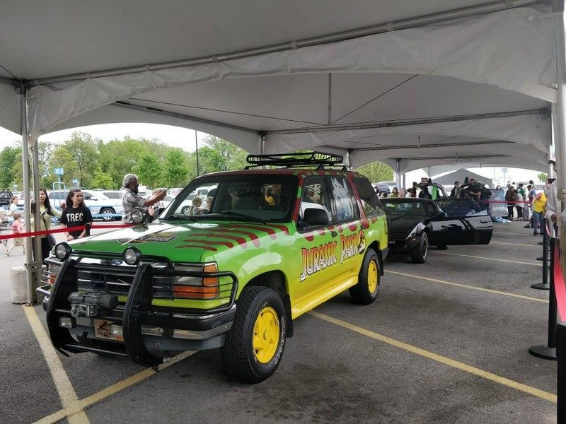 "Ford Explorer - ""Jurassic Park"" (1993) - Foto: Daniela Piffer/Garagem360 - Foto: Daniela Piffer/Garagem360/Garagem 360/ND"