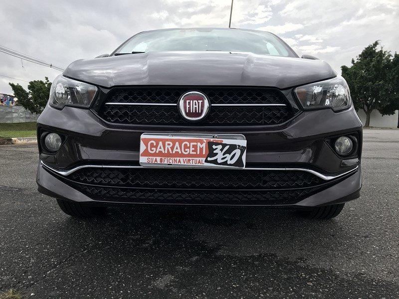 Fiat Cronos foi testado em sua versão mais completa - Foto: Leo Alves/Garagem360 - Foto: Leo Alves/Garagem360/Garagem 360/ND