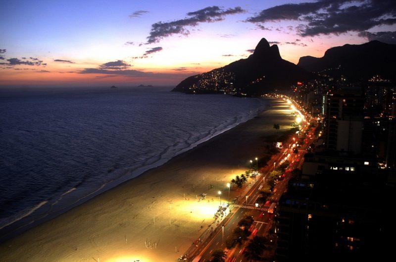 """A praia de Ipanema ficou ainda mais famosa depois da música """"Garota de Ipanema"""", de Tom Jobim e Vinicius de Morais - Divulgação - Divulgação/Rota de Férias/ND"""