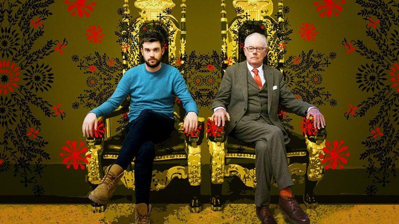 Jack Whitehall: Travels with My Father (2018) - Em uma tentativa de estreitar os laços entre os dois, o humorista Jack Whitehall roda o mundo com o pai careta, Michael, por lugares inusitados e descolados. - Divulgação/33Giga/ND