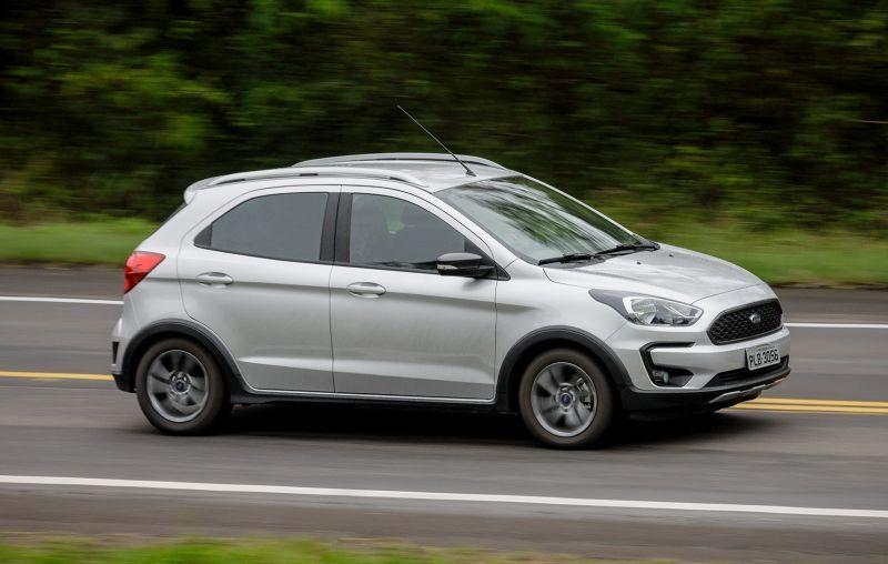 Ford promove feirão com descontos de até R$ 20 mil - Foto: Divulgação