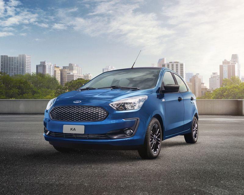 Ford lança versão comemorativa para EcoSport e Ka - Foto; Divulgação - Foto; Divulgação/Garagem 360/ND