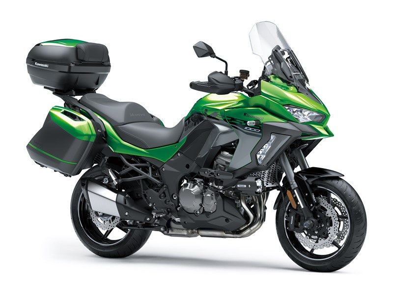 Kawasaki lança a nova Versys 1000 no Brasil - Foto: Divulgação - Foto: Divulgação/Garagem 360/ND