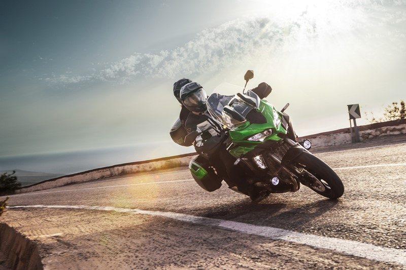 Nova Kawasaki Versys 1000 é lançada a partir de R$ 55.490 - Foto: Divulgação