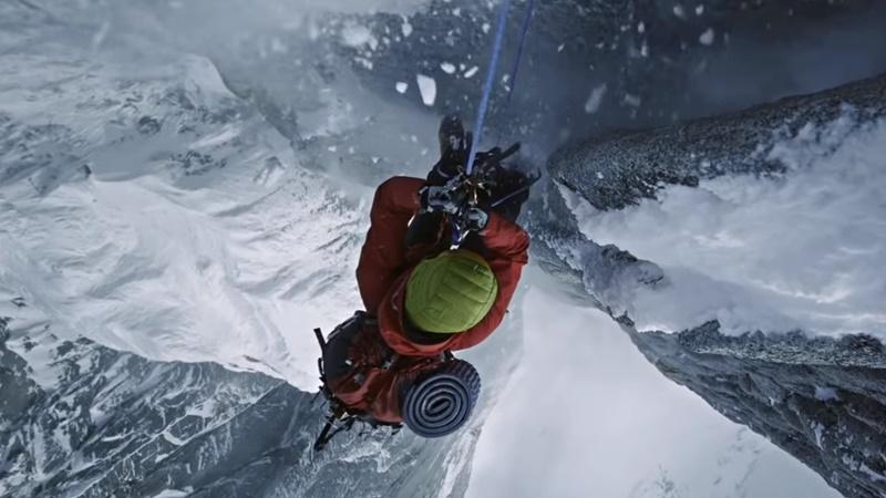 Mountain (2017) - Com imagens de tirar o fôlego e narração instigante, esse documentário leva os espectadores aos picos das montanhas mais incríveis do mundo. - Divulgação/33Giga/ND
