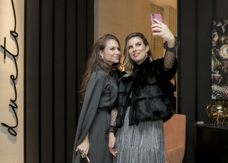 Natalia Hamada e Mariana Pesca – Créditos: Fernando Willadino/ND