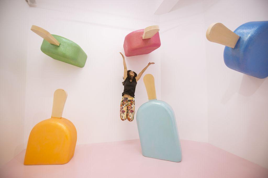 The Sweet Art Museum, em Portugal - Divulgação - Divulgação/Rota de Férias/ND