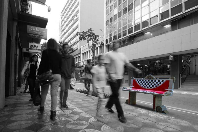 Rua Tenente Silveira - Divulgação ND