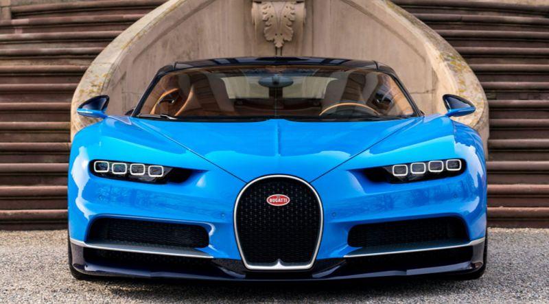Bugatti Chiron - vendido por cerca de R$ 10,5 milhões - Foto: Reprodução - Foto: Reprodução/Garagem 360/ND