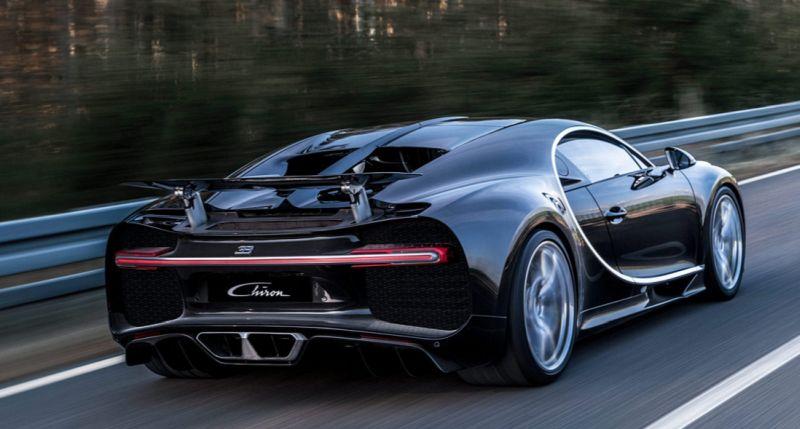 Cristiano Ronaldo - Bugatti Chiron - Foto: Reprodução - Foto: Reprodução/Garagem 360/ND