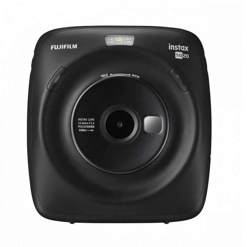 Saiba mais sobre a Instax Square SQ20, da Fujifilm, em http://bit.ly/2H592Yb. - Crédito: Divulgação/33Giga/ND