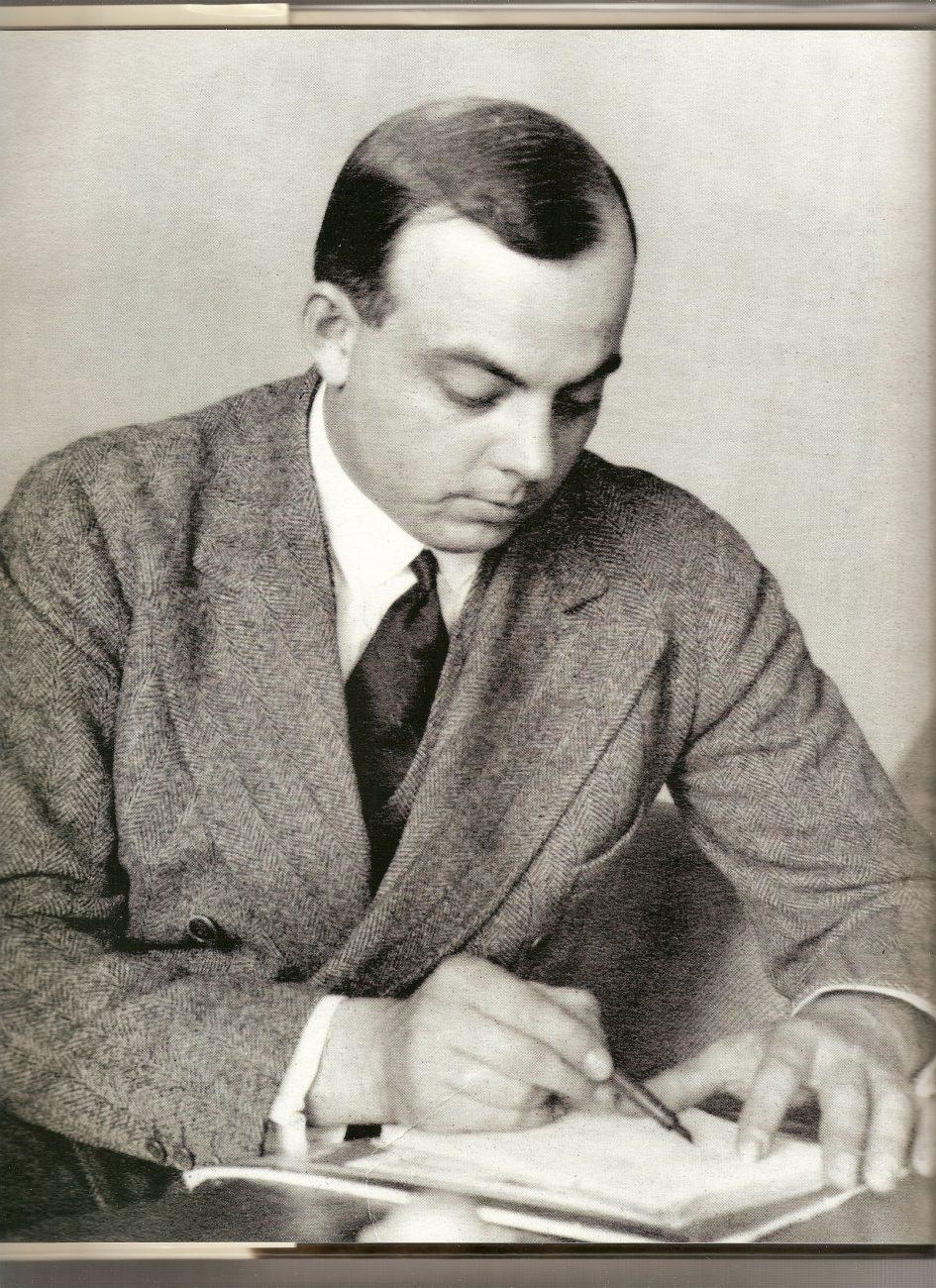 Antoine de Saint-Exupéry, o piloto que se tornou escritor de uma das obras mais famosas do mundo: O Pequeno Príncipe - Acervo Amab/ Divulgação