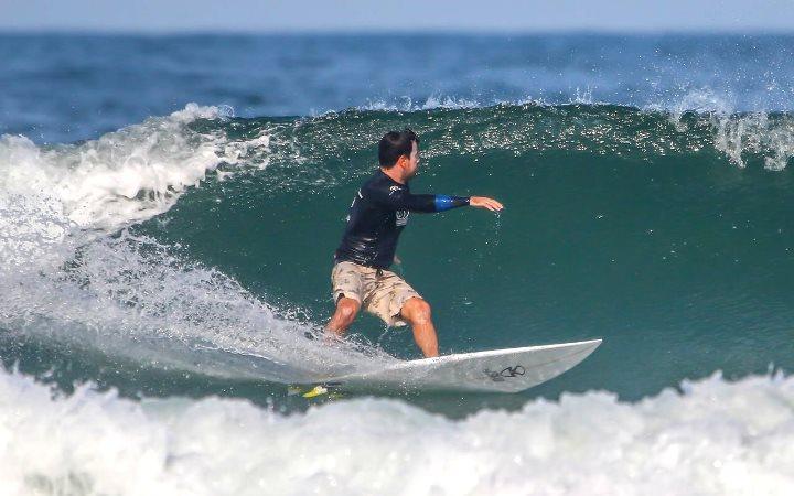Thiago Filipe venceu na Open. Foto: Elton Silveira