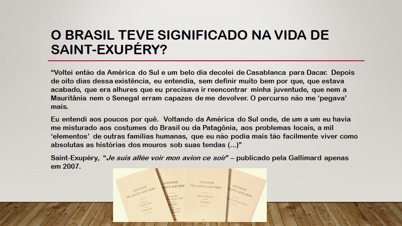Trecho traduzido de livro publicado em 2007 na França - Acervo Amab/Divulgação