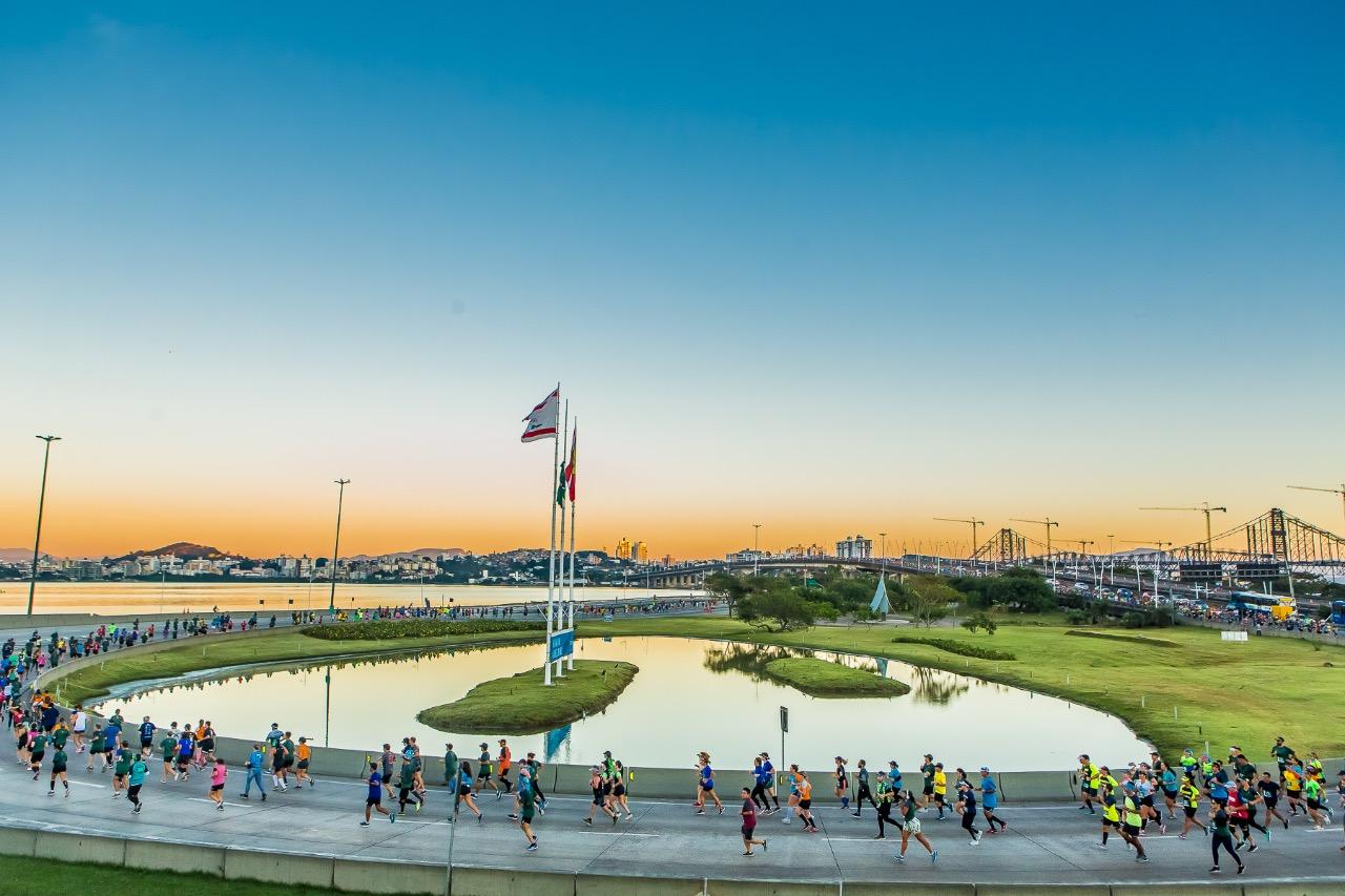 Edição da Maratona de Florianópolis 2019 - Daniel Werneck/divulgação/ND