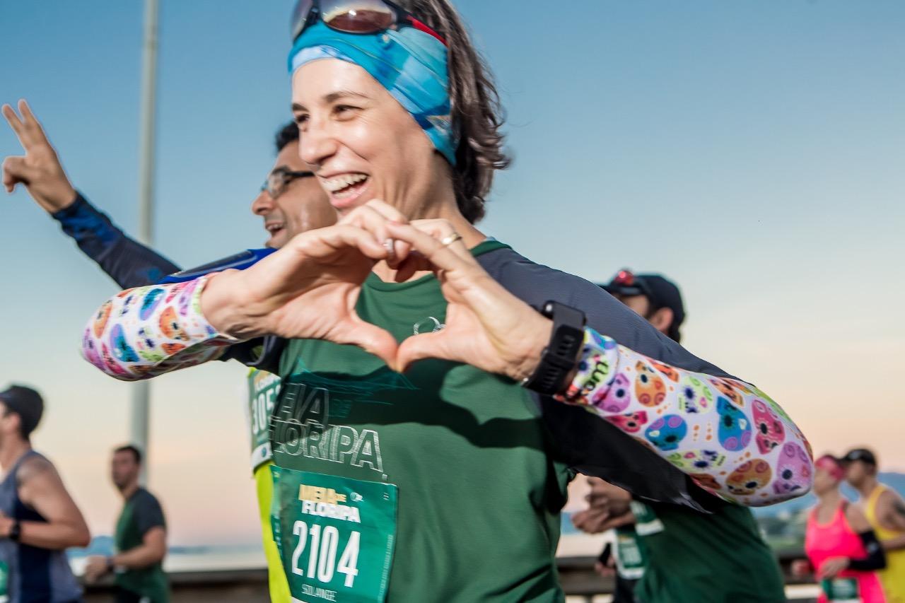 Competição reuniu mais de 12 mil atletas - Daniel Werneck/divulgação/ND