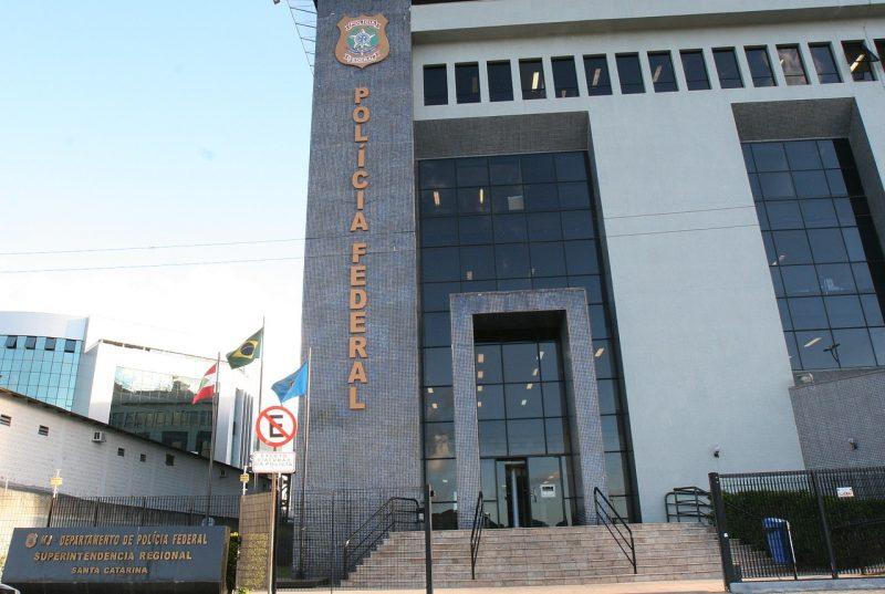 Defesa protocolou documentos na sede da Polícia Federal em SC. Foto: Arquivo/ND –