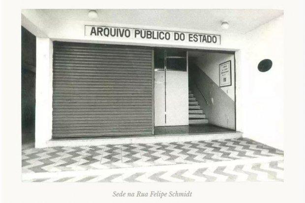 Arquivo público de Santa Catarina apresenta sua primeira exposição virtual – Arquivo Público/Divulgação