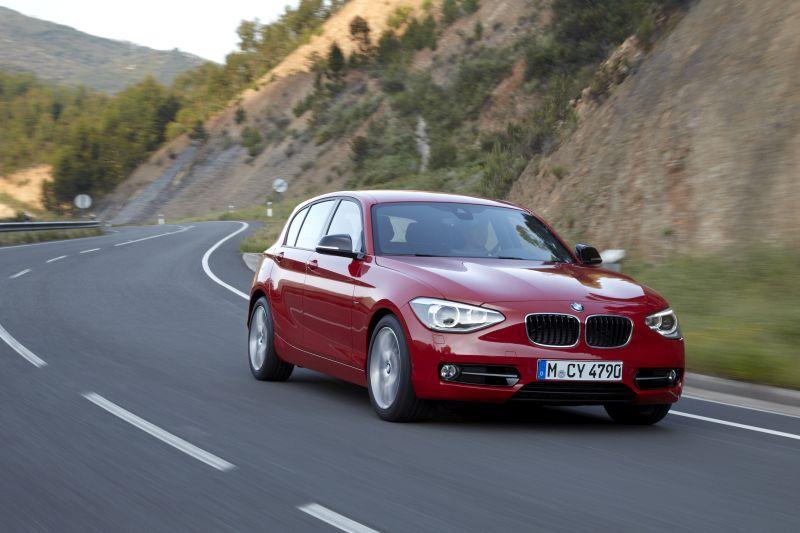 BMW 118i 2012/2013 - R$ 61.800 - Foto: Divulgação - Foto: Divulgação/Garagem 360/ND