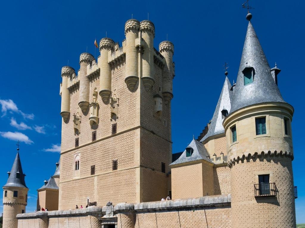 Alcázar de Segóvia, Espanha - VisualHunt - VisualHunt/Rota de Férias/ND