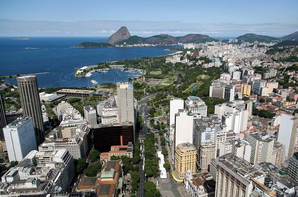 Centro do Rio de Janeiro - Fernando Maia/Riotur - Fernando Maia/Riotur/Rota de Férias/ND