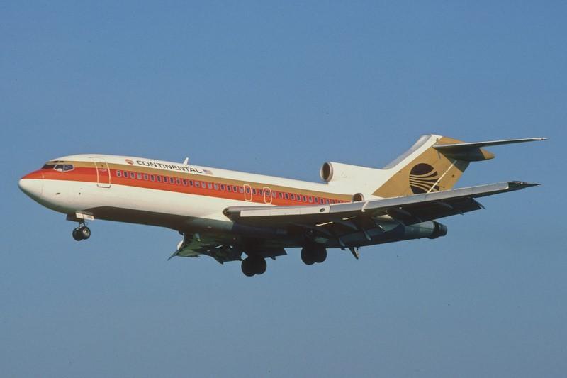 Continental Airlines: fundada em 1934, ela foi uma das grandes companhias americanas. Foi comprada pela United em 2010, sendo completamente absorvida em 2012, quando seu nome deixou de ser utilizado - Aero Icarus on Visual hunt / CC BY-NC-SA - Aero Icarus on Visual hunt / CC BY-NC-SA /Garagem 360/ND