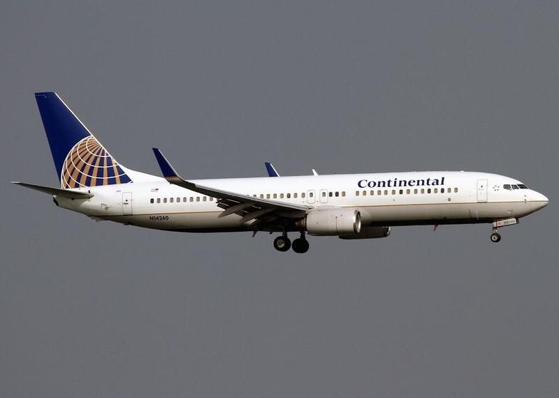 Continental Airlines: fundada em 1934, ela foi uma das grandes companhias americanas. Foi comprada pela United em 2010, sendo completamente absorvida em 2012, quando seu nome deixou de ser utilizado - Christian Junker - Christian Junker /Garagem 360/ND