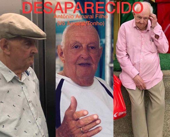 Antônio José da Luz Amaral Filho desapareceu no dia 1º de junho no bairro Campeche – Divulgação/ND