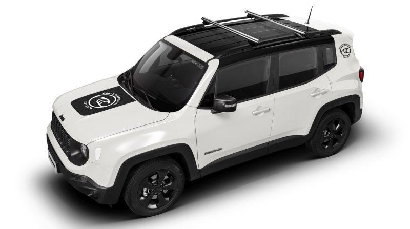 Limitado a 500 unidades, Jeep Renegade WSL é lançado por R$ 99.590 - Foto: Divulgação