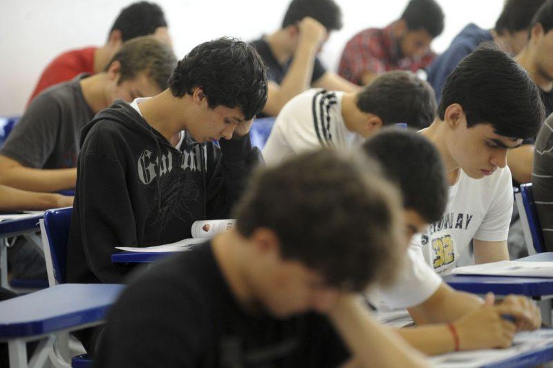 Jovens e estudantes buscam oportunidades de trabalho em estágio – Foto: Arquivo/Agência Brasil