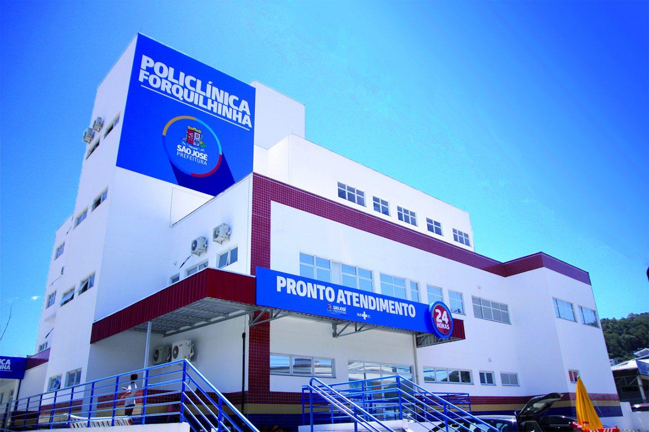 UPA Forquilhinha foi escolhida como uma das cinco unidades referência no país pelo Ministério da Saúde e indicada para participar de um projeto em parceria com o Hospital Sírio Libanês - Divulgação
