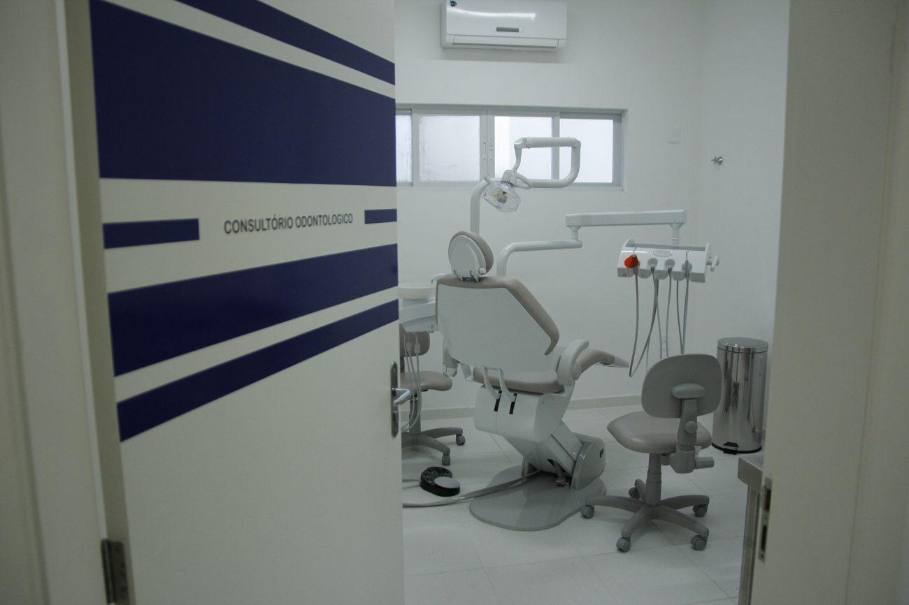O bairro Ceniro Martins ganhou uma nova unidade básica de saúde . - Divulgação