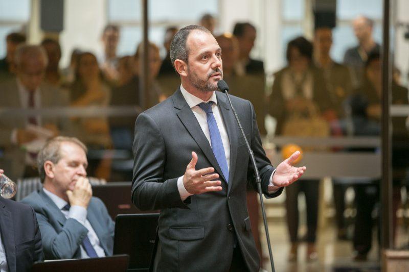 Laércio Schuster - Rodolfo Espínola/Agência AL/ND